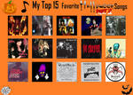 My Top 15 Favorite Halloween Songs Pt 2 by RazorRex