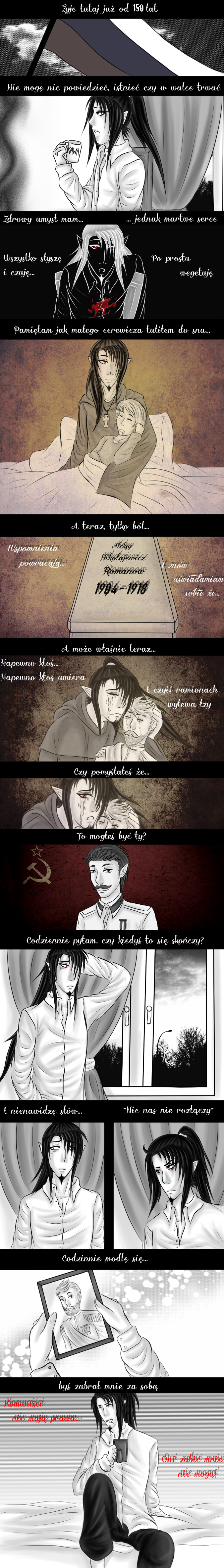 Story of Rasputin by HerrFenix
