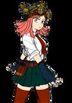 BnH Academia - Hatsume