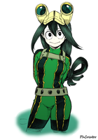 BnH Academia - Asui by PhCreator