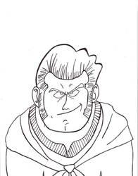 Commander White by MrIsidro