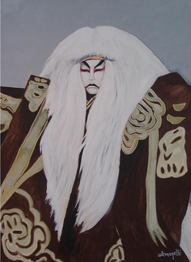Kabuki by SmokingRooster239