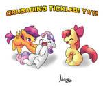 Crusading tickles