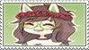 Jade Harley Stamp by Birdinator