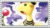 Ampharos Stamp by Birdinator