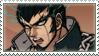 Nekomaru Nidai Stamp by Birdinator