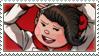 Teruteru Hanamura Stamp by Birdinator