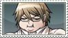 Byakuya Togami Stamp by Birdinator