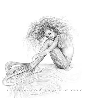 Tranquil Mermaid
