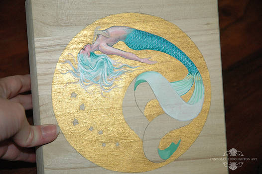 Serenity Mermaid Box WIP3