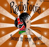 El ultimo logo de Radiofonia