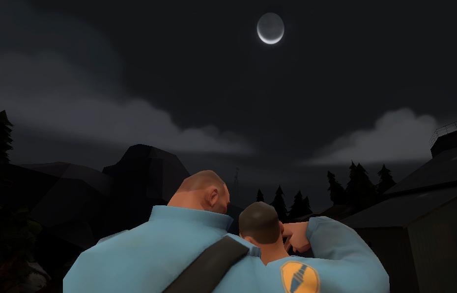Moonlight II by Geek-Fairy