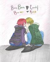 Bon Bon Baiser - Candy Kiss by LoveKnowsNoGender