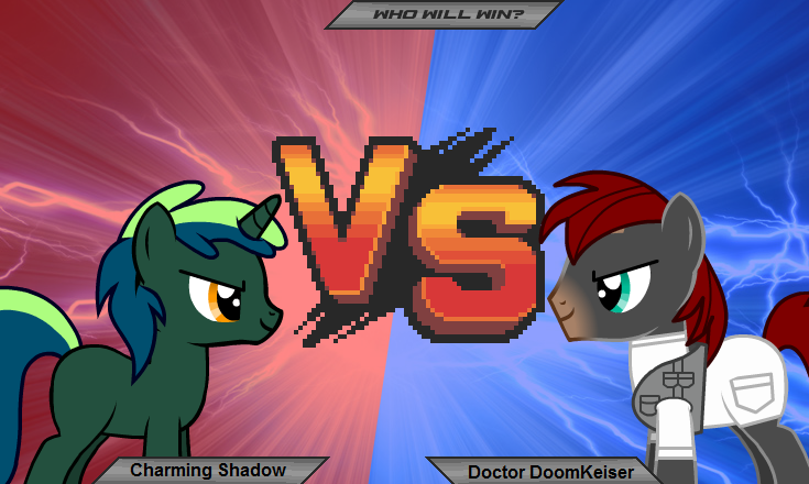 charming vs doomkeiser by imp344 on deviantart