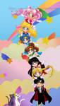 Sailor moon chibi-team tower