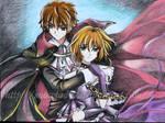 Sakura and Syaoran v.ova