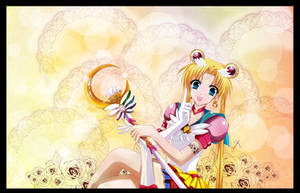 Usagi's secret by SnowLady7