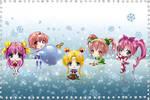 Christmas with Magical Girls