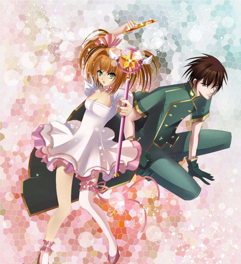 sakura and syaoran - photo #11
