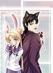 Bunny and Wolf