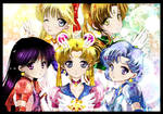 Sailor Moon R - Return