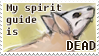 Stamp: Dead guides by skulldog