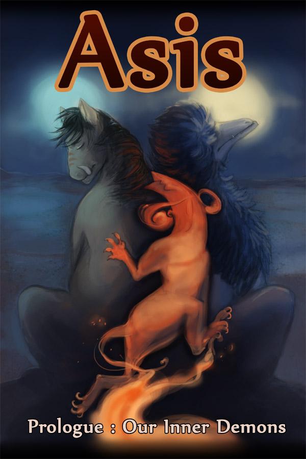 Asis - Prologue Cover by skulldog