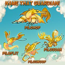 Soul Locus: Guardian Pilohop