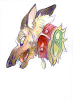 Drift Head by skulldog