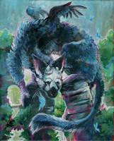 The Last Guardian by skulldog