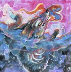 As fire, In Water by skulldog