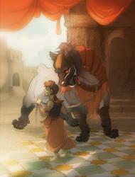 WoR: Young Guard by skulldog