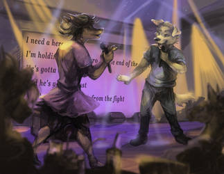 Com: Sing it! by skulldog