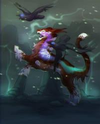 WoR: Storm Crow by skulldog