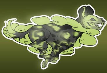 Sticker: Ghost Pack by skulldog