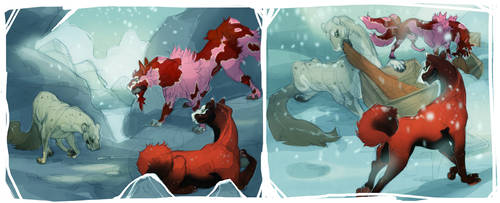 WoR: Winter Quests by skulldog