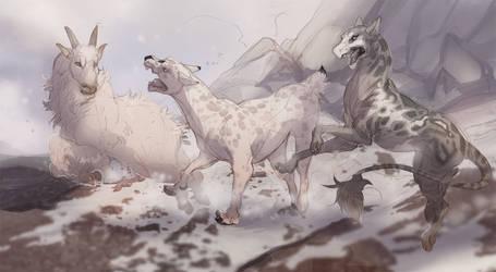 WoR: Winter Hunting by skulldog