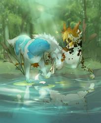 WoR: Healing Waters by skulldog