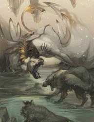WoR: Wolf Hunter by skulldog