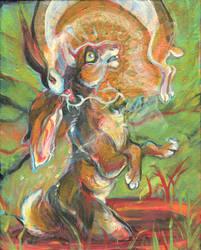 Visions by skulldog