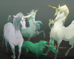 Make Way for Unicorns