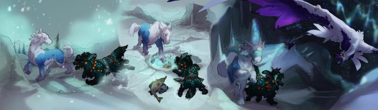WoR: Snow Pals