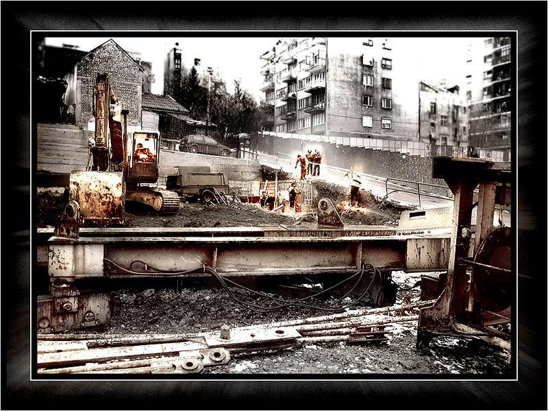 Constructions Destructions III