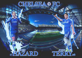 Chelsea FC by TxsDesign