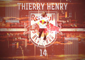 Thierry Henry by TxsDesign