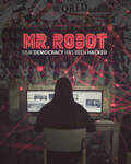 Mr. Robot || Poster by TxsDesign