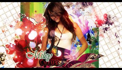 Miley Cyrus Art