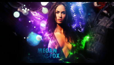 Megan Fox Art