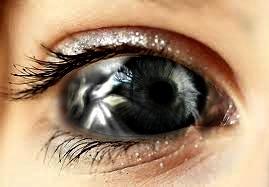 Angel in a eye. by DarkKinightWatcher