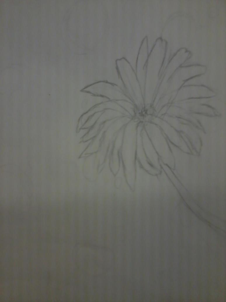 Bubbly Flower by DarkKinightWatcher